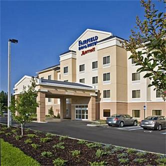 Fairfield Inn By Marriott Suites San Jose
