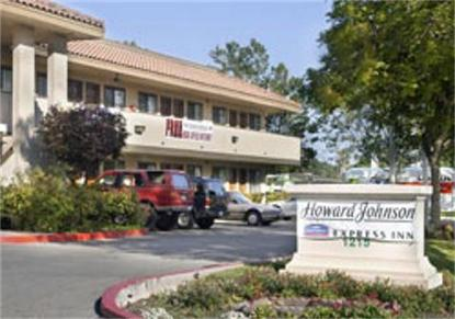 Howard Johnson Express San Jose Deals See Hotel Photos