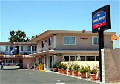 Howard Johnson Express Inn   San Mateo