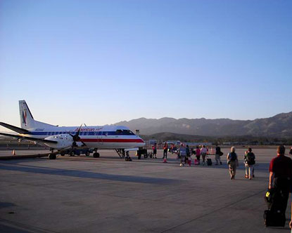 Santa Barbara Hotels >> Santa Barbara Airport