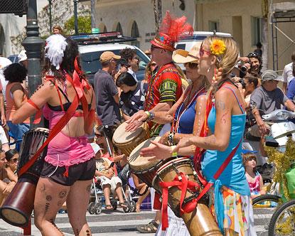 Summer Solstice 2020 Santa Barbara.Santa Barbara Summer Solstice Parade Festival
