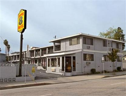 Super 8 Motel Santa Cruz/Beach/Boardwalk West