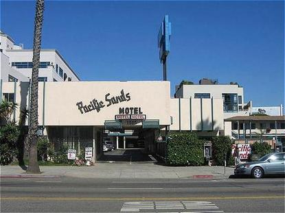 Pacific Sands Motel