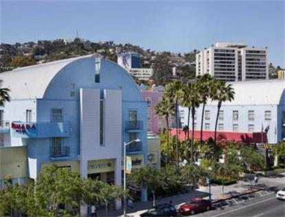 Ramada Plaza Hotel And Suites West Hollywood/Beverly Hills Area