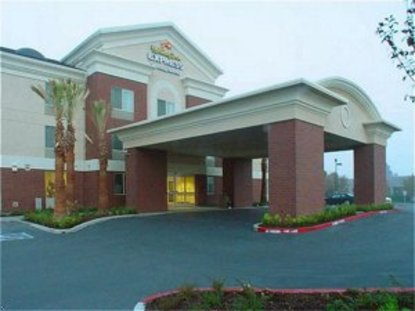 Holiday Inn Express Woodland, Ca