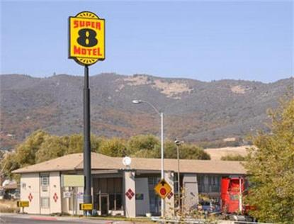 Super 8 Motel   Yreka