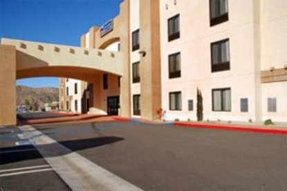 Best Western Yucca Valley Hotel And Suites