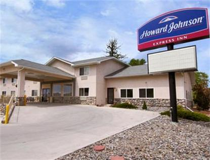 Howard Johnson Express   Cedaredge