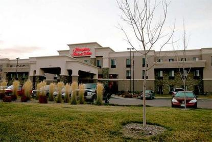 Hampton Inn And Suites Colorado Springs Interquest Park