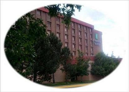 Embassy Suites Hotel Denver   Aurora