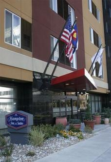 Hampton Inn & Suites Denver Downtown, Co