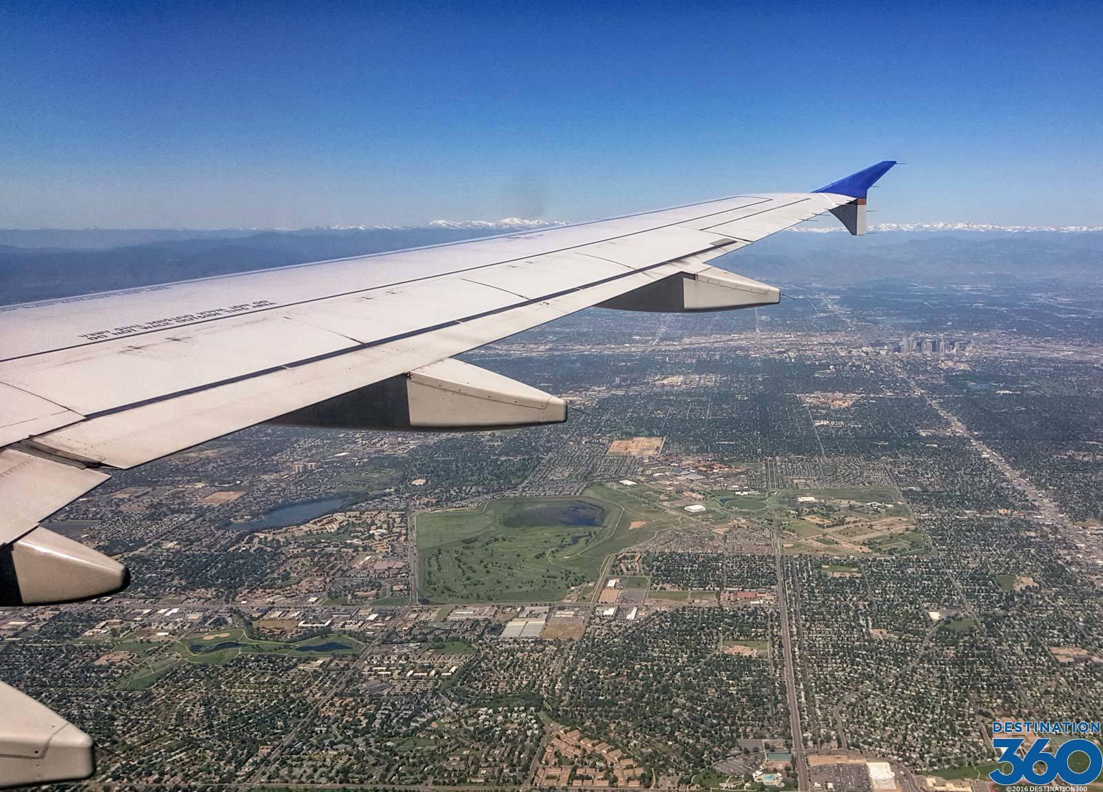 Denver Flights Cheap Denver Airline Tickets