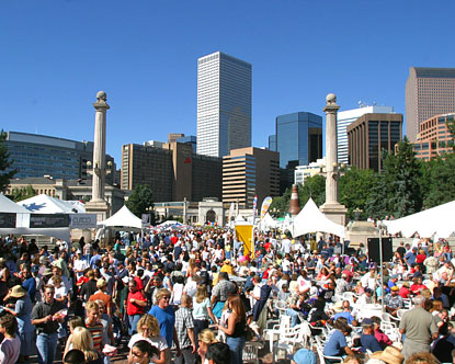 Taste of Colorado