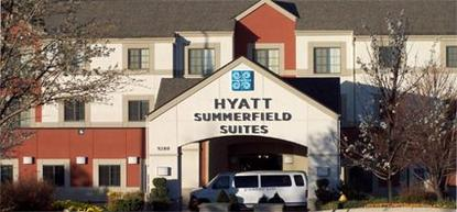 Hyatt Summerfield Suites   Denver Tech Center