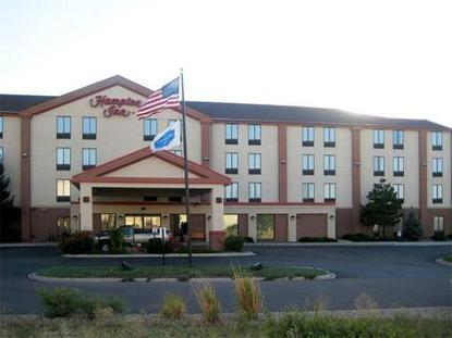 golden hampton inn denver west golden:
