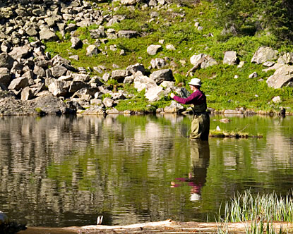 Colorado fly fishing best places for fly fishing in colorado for Best fishing spots in colorado