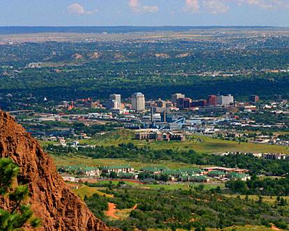 colorado springs colorado flight to colorado springs colorado springs toursim destination 360
