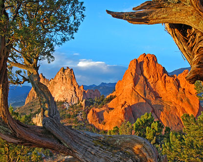 Garden Of The Gods, Garden Of The Gods Colorado, Legends Of The ...
