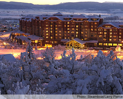 Steamboat Springs, CO Vacations -.