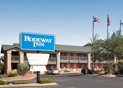 Rodeway Inn Manitou Springs