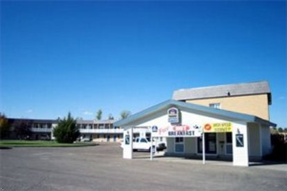 Best Western Golden Prairie Inn
