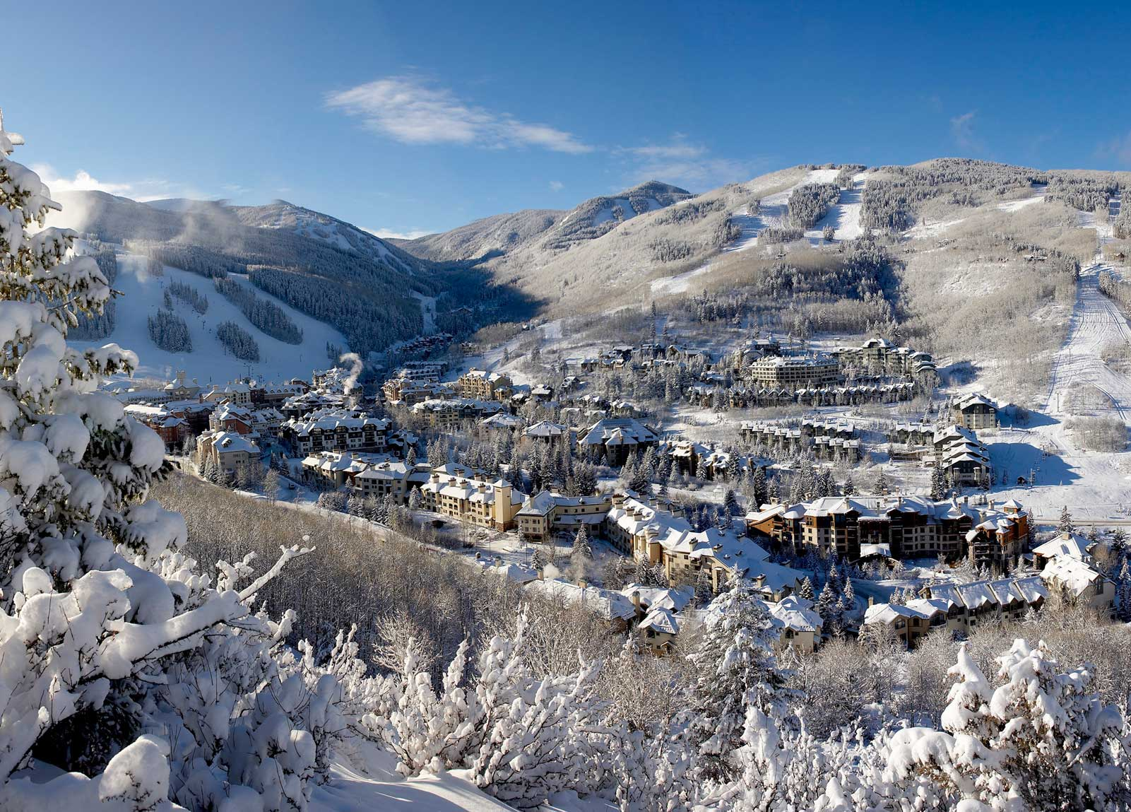 Vail colorado ski resort deals
