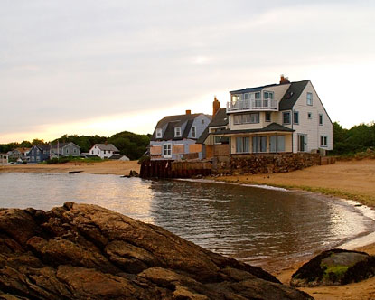 Mystic Connecticut Beach House Rentals