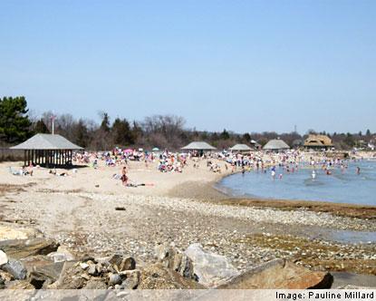 Island Beach State Park Greenwich Ct
