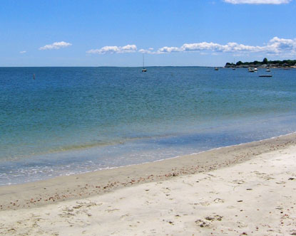 Rocky Neck State Park Beaches
