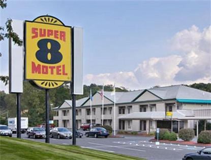 Super 8 Motel   Waterbury