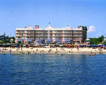 Bethany Beach Oceanfront Hotel Rentals