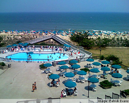 Hotels On North Boardwalk Rehoboth Beach