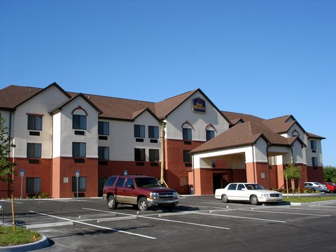 Best Western Auburndale Inn