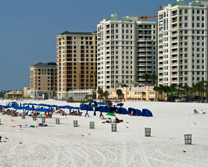 Beach Rentals in Clearwater