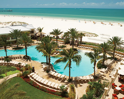 Sandpearl Resort Clearwater