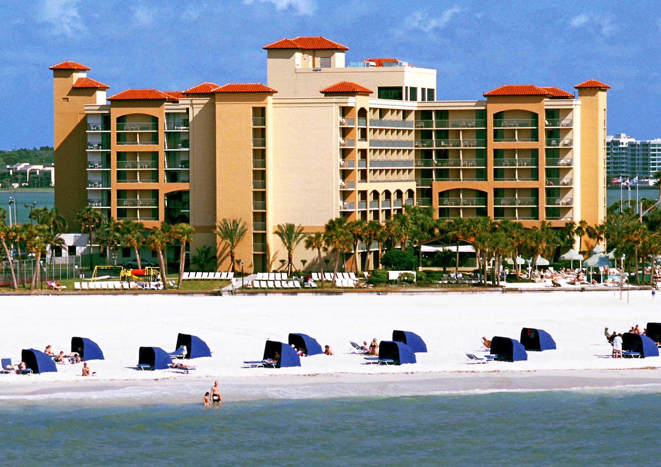 sheraton sand key sheraton resort in clearwater. Black Bedroom Furniture Sets. Home Design Ideas