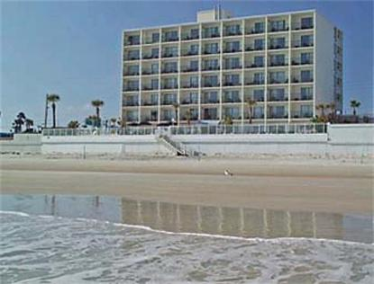 Daytona   Days Inn On The Beach South/Tropical Seas