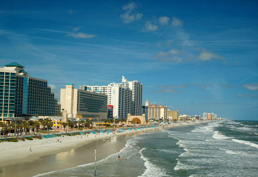 Daytona Beach Florida Vacations