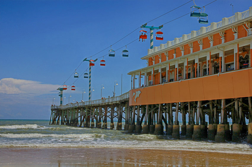 Daytona Beach Vacation Packages