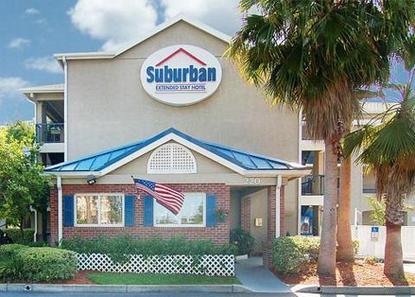 Suburban Extended Stay Daytona Beach