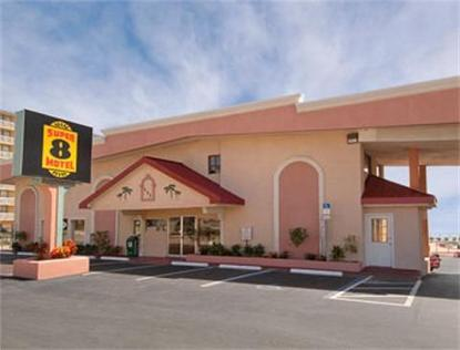 Super 8 Motel   Daytona Beach Oceanfront