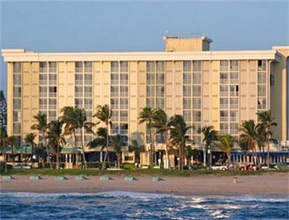Howard Johnson Ocean Plaza Resort Hotel Deerfield Bch
