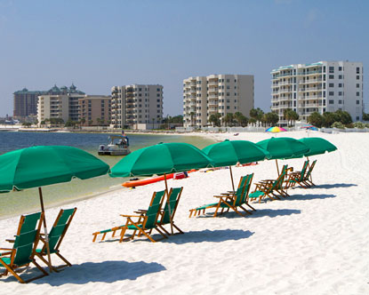 Beach Resort Destin Florida