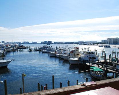 Destin charter boats boat rentals in destin for Charter fishing destin