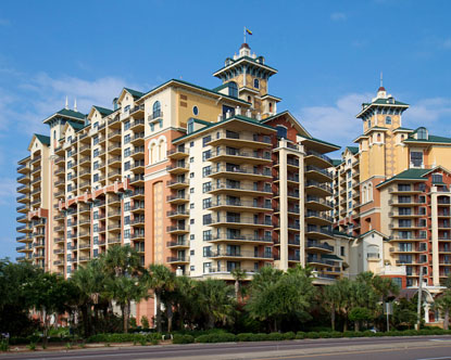 Destin Resort Hotels