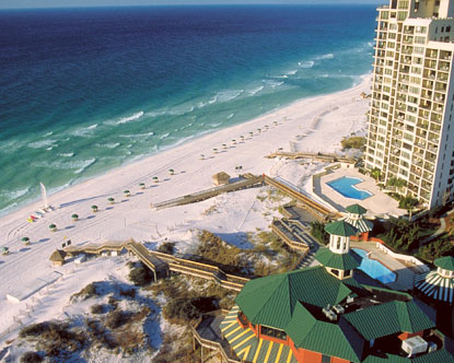 Beach Towers in Sandestin Florida