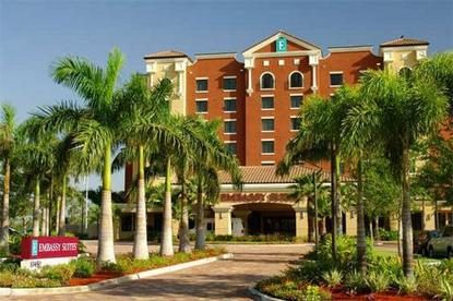 Embassy Suites Hotel Fort Myers, Fl