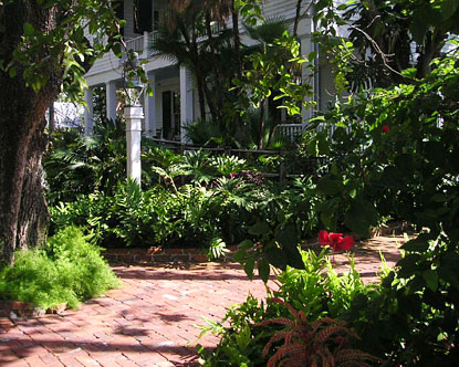 Key West Audubon House Audubon House and Tropical Gardens