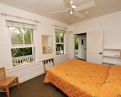 Rooms at the Eden House in Key West