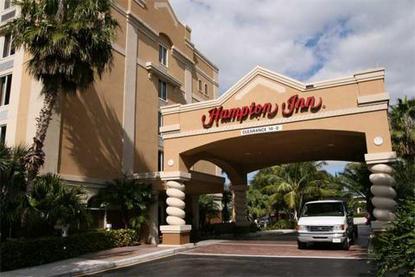 Hampton Inn Ft. Lauderdale/Plantation